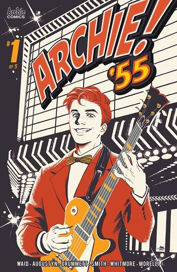 Image result for Archie 55 #1