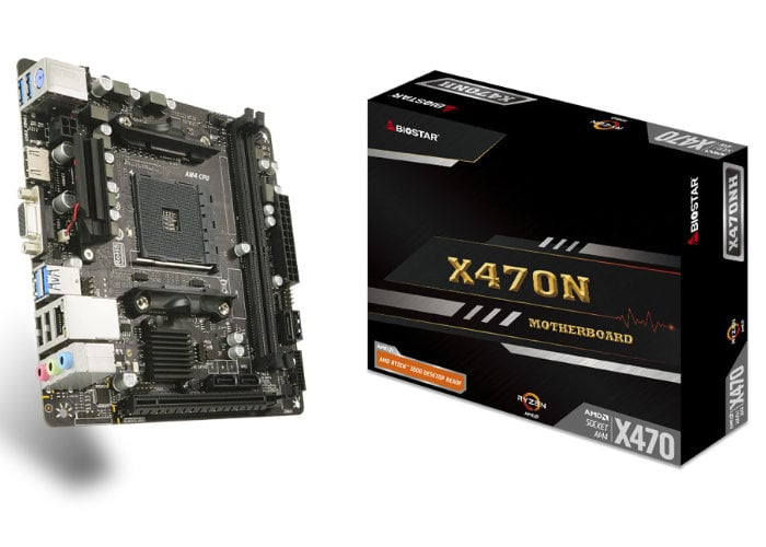 X470NH Motherboard