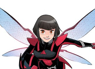 Episode #16 Ladies of Valhalla - Jeremy Whitley talks The Unstoppable Wasp | Comic Book Blog