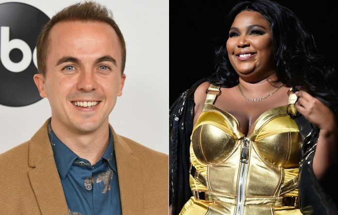 'Malcolm In The Middle' star Frankie Muniz wants to be Lizzo's