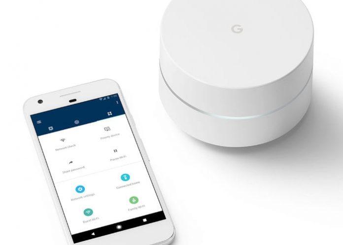 Next Generation Google Nest Wi-Fi router