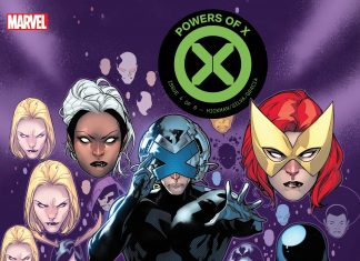 Powers of X (2019) #4