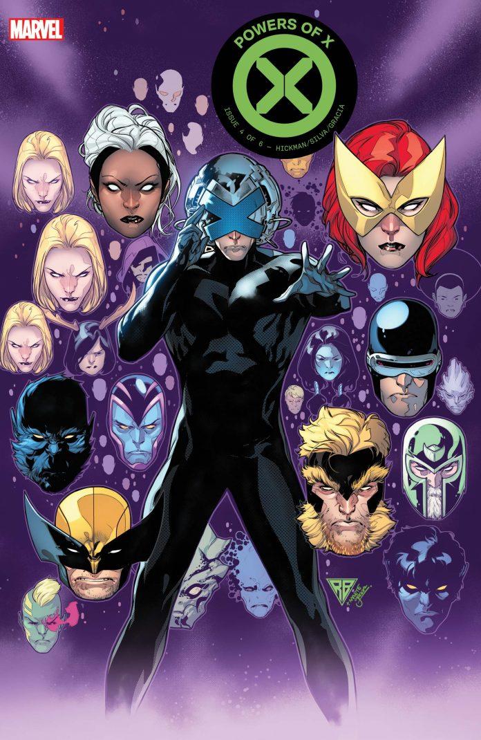 Powers of X (2019) #4