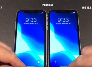 iOS 13.1.1 vs iOS 13.1