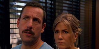 Adam Sandler and Jennifer Aniston's 'Murder Mystery' is reportedly getting a sequel