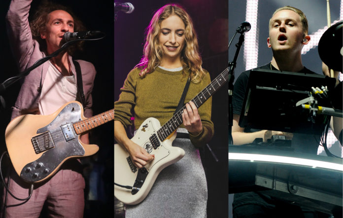 Disclosure, Mystery Jets, Pumarosa and more perform surprise sets at London's Extinction Rebellion protests