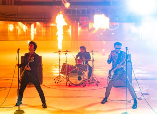 Green Day release new song 'Fire, Ready, Aim' from 'Father Of All…'