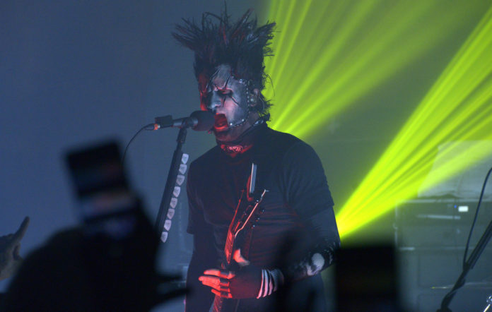 Static X's mysterious frontman Xer0 has finally been identified