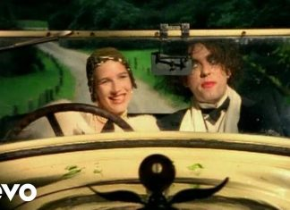The Cure - Mint Car