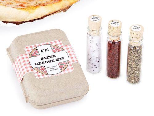 pizza rescue kit