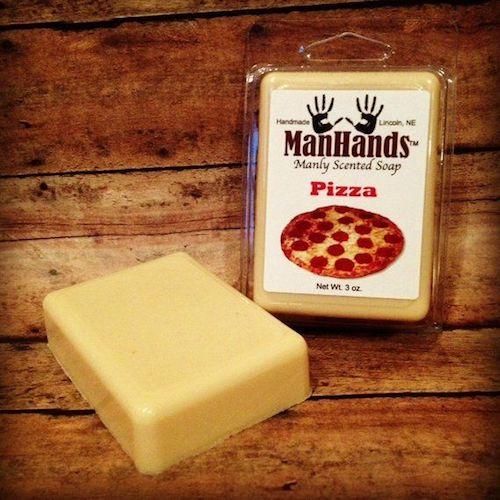 pop punk pizza soap