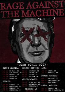 rage against the machine tour