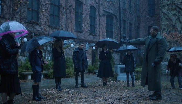 'The Umbrella Academy' cast reacts to season 2 filming wrapping