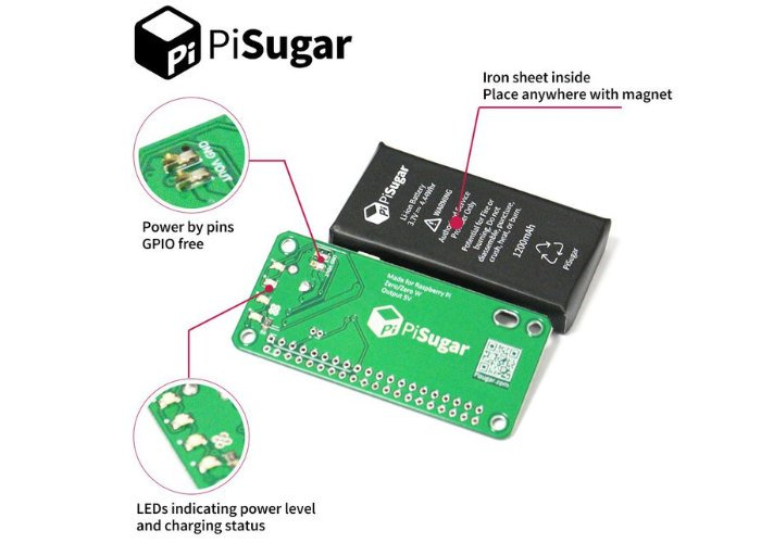Raspberry Pi battery