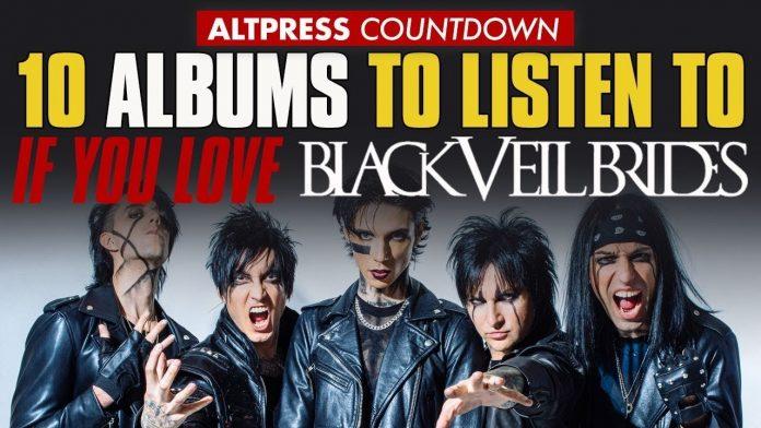 Black Veil Brides fans should listen to these 10 records