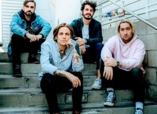 """Broadside announce Sharptone signing with new song """"Foolish Believer"""""""