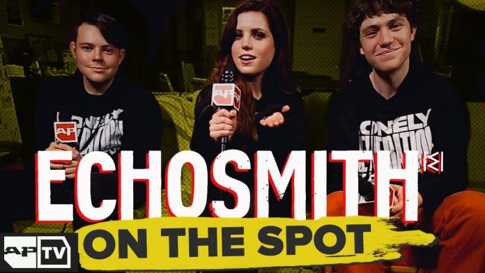 Echosmith on facing personal challenges, Warped Tour memories and more