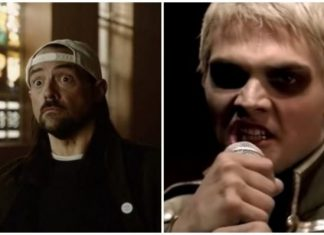 Here's which MCR song Kevin Smith says he would make into a movie
