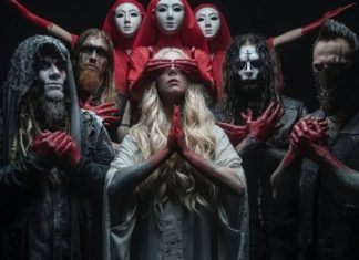 """In This Moment drop synth-heavy track """"As Above So Below"""""""