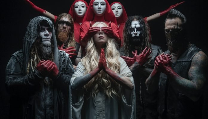 In This Moment drop synth-heavy track