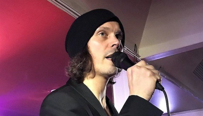 Ville Valo of HIM releases new