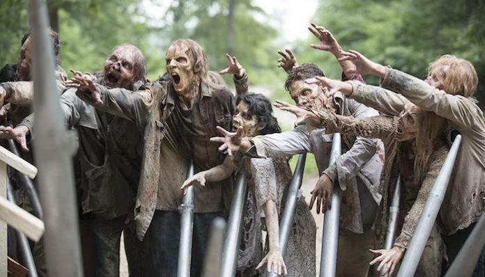 the walking dead zombies zombie apocalpyse