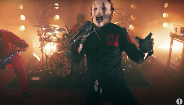 See Slipknot's controversial career play out in this documentary