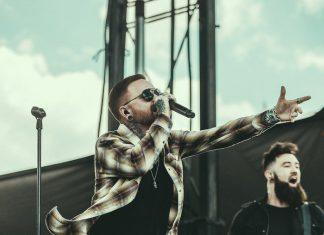 Memphis May Fire warped tour matty mullins