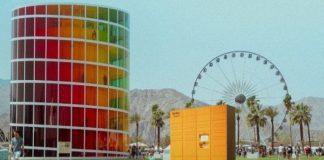 Coachella, Amazon Lockers